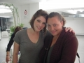 Ashley Greene with Fan - twilight-series photo