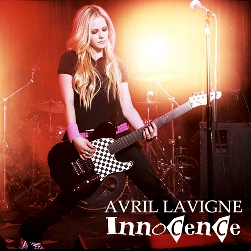 Avril Lavigne - Innocence [My FanMade Single Cover]