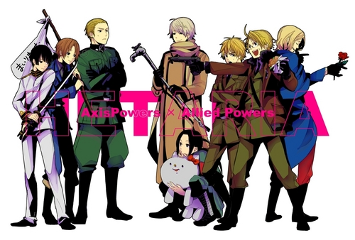 Hetalia images Axis Powers x Allied Powers HD wallpaper and ...