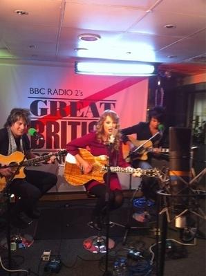 BBC Radio 2 (October 20)