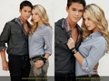 BooBoo Stewart and Sasha Pieterse - Photoshoot - twilight-series photo