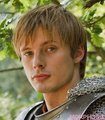 Bradley James as Peeta