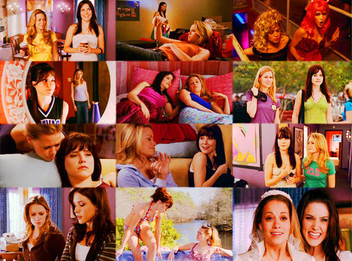 Brooke and Haley wallpaper called Braley