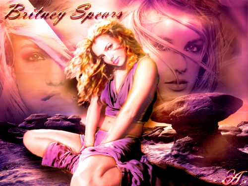 Britney Wallpapes