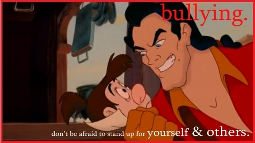 Bullying - disney-princess Fan Art