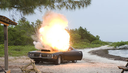 Burn Notice - Season 1 episode 8