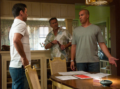 Burn Notice - Season 4 episode 11