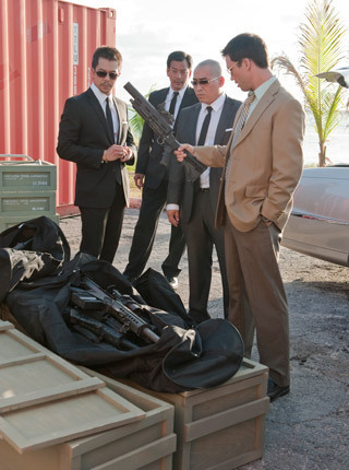 Burn Notice - Season 4 episode 2