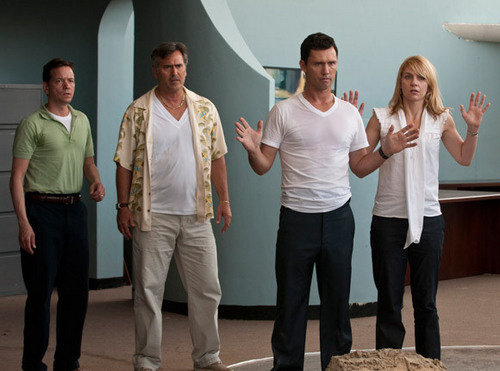 Burn Notice - Season 4 episode 4