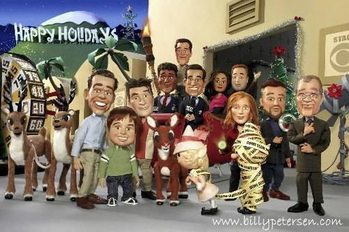 CBS Happy Holidays