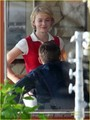Carey Mulligan & Ryan Gosling 'Drive' to Dennys