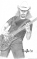 Chad Kroeger sketch - chad-kroeger fan art