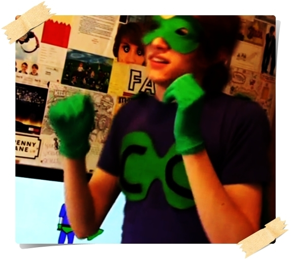 Charlie is so cool like <3 - YouTube 591x526