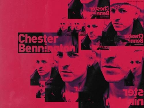 Chester Bennington wallpaper with Anime entitled Chazy