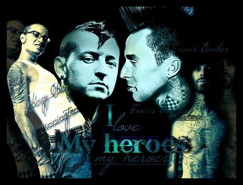 Chester - chester-bennington Fan Art