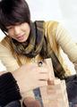 Chun playing Jenga too - jyj photo