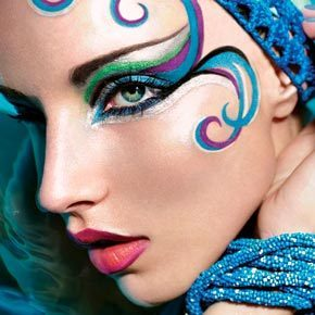 Cool Make Up Looks For Eyes - womens-fashion Photo