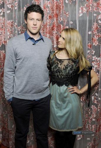 Cory and Di <3