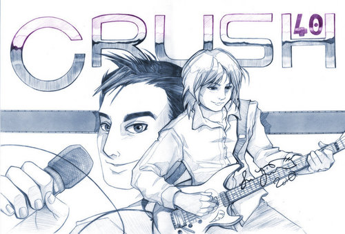 Crush40 Commission