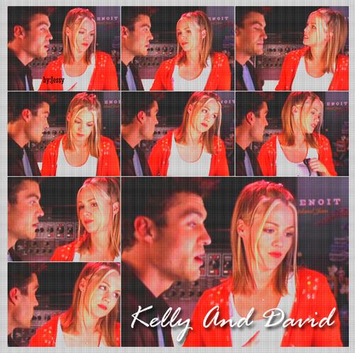 DAVID & KELLY