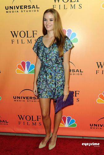 "Danielle @ Premiere of NBC's ""Law & Order: Los Angeles"" - Arrivals"