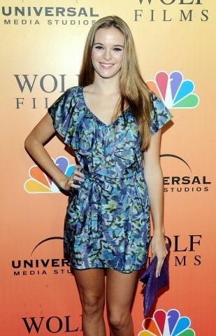 "Danielle @ Premiere of NBC's ""Law & Order: Los Angeles"" - Arrivals"
