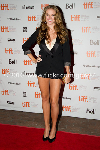 "Danielle @ ""The Ward"" World Premiere - 2010 Toronto International Film Festival"