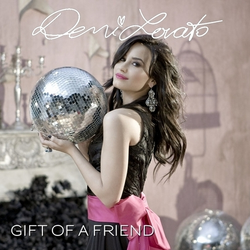 Demi Lovato - Gift of a Friend [My FanMade Single Cover] - anichu90 ...