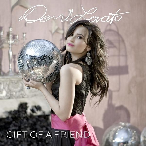 Anichu90 Demi Lovato - Gift of a Friend [My FanMade Single Cover]