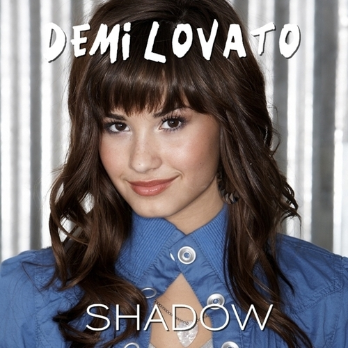 Demi Lovato - Shadow [My FanMade Single Cover]