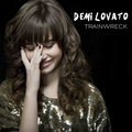 Demi Lovato - Trainwreck [My FanMade Single Cover] - anichu90 fan art