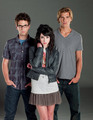 Derek, Skye and Brigg - my-super-psycho-sweet-16 photo