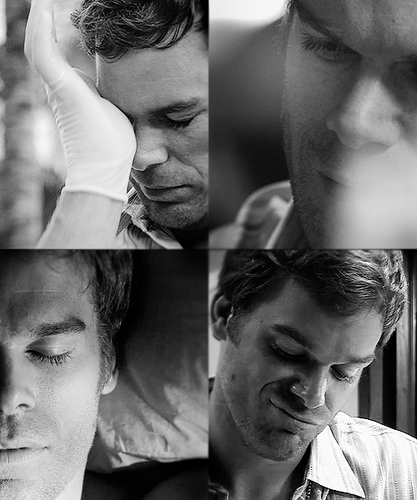 Michael C. Hall wallpaper entitled Dexter