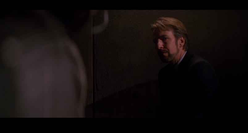 alan rickman die hard. Die Hard deleted scene