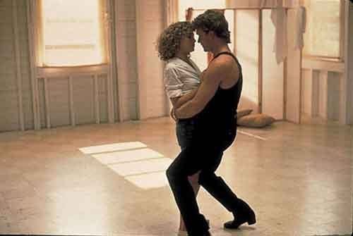 Dirty Dancing wallpaper containing a street titled Dirty Dancing