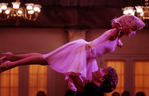 Dirty Dancing wallpaper with a bouquet entitled Dirty Dancing