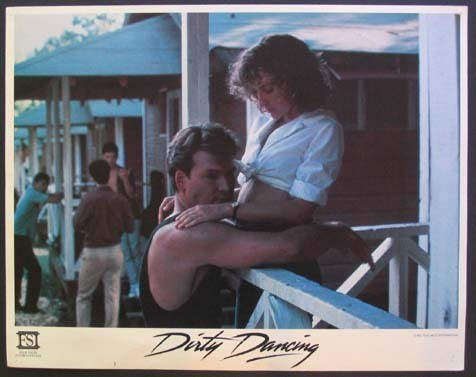 Dirty Dancing wallpaper possibly containing a revolving door, a front porch, and a garage titled Dirty Dancing
