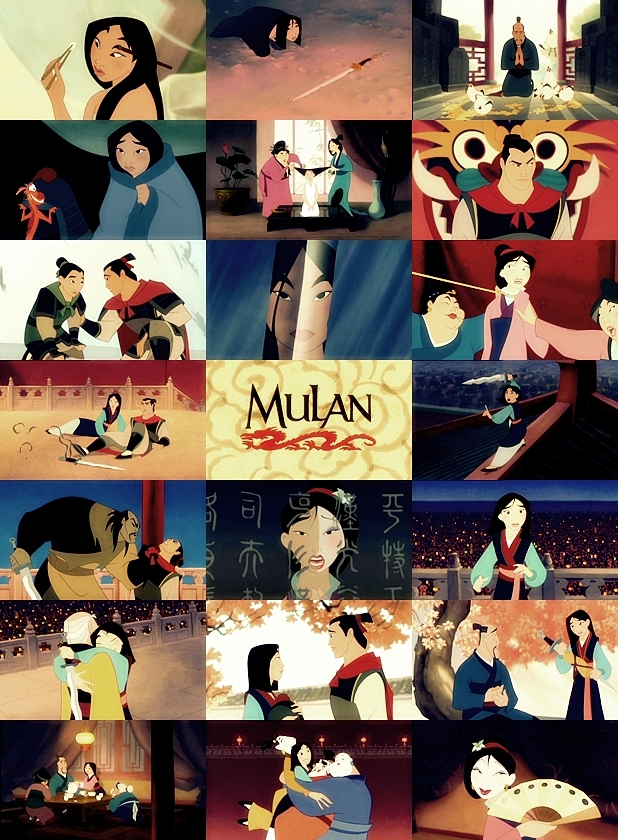 Mulan movie part
