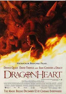 Dragonheart & Dragonheart 2 壁紙 entitled Dragonheart Cover