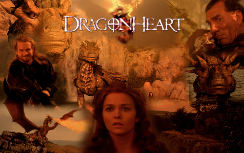 Dragonheart & Dragonheart 2 wallpaper titled Dragonheart