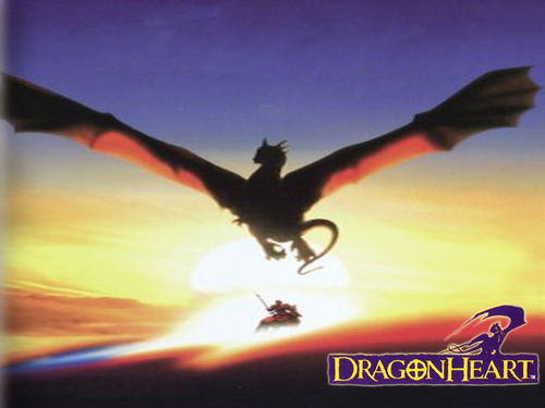 Dragonheart & Dragonheart 2 壁紙 entitled Dragonheart