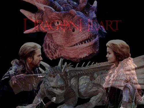 Dragonheart & Dragonheart 2 wallpaper with a triceratops titled Dragonheart