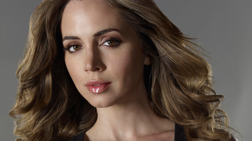 Eliza Dushku wallpaper with a portrait titled Eliza Dushku
