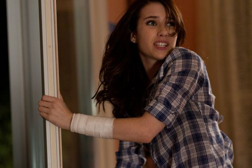 Emma Roberts in Scream 4