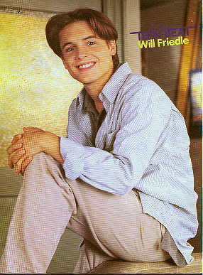 Eric on Boy Meets World set