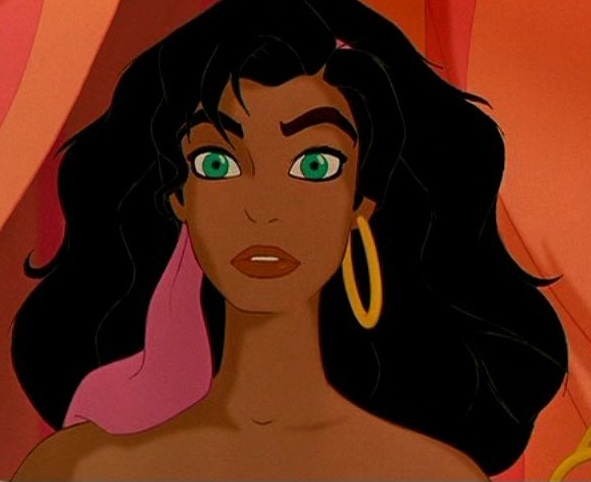 Esmeralda - disney-leading-ladies photo