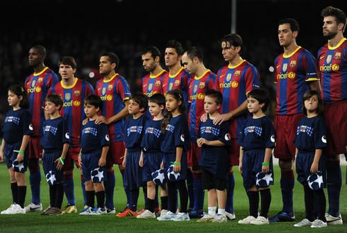 FC Barcelona 2-0 FC København