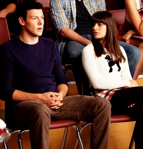 Finn&Rachel- 2X05 Rocky Horror Glee دکھائیں