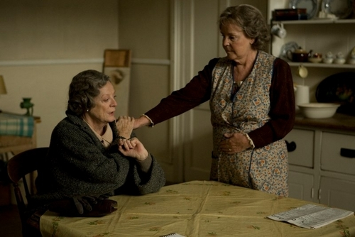 Period Films fond d'écran called From Time to Time - starring Maggie Smith & Alex Etel