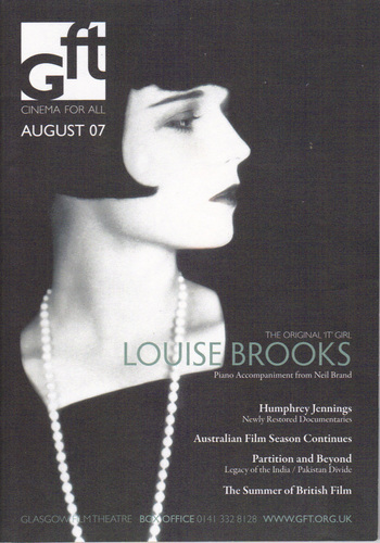 GFT Brochure - August 2007